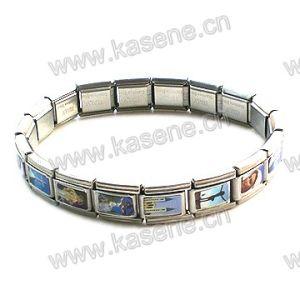 Metal Watch Chain, Alloy Saint Rosary Bracelet pictures & photos