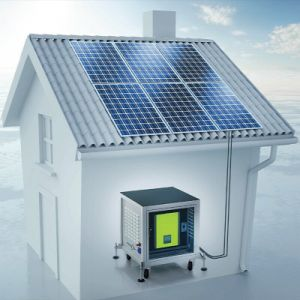 Solar Power System 4000W High Quality Solar Generator (MP-X300) pictures & photos