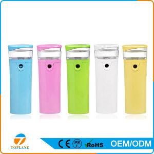 Nano Mist Facial Sprayer USB Rechargeable Mini Portable Facial Steamer pictures & photos