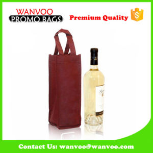 Various Dourable Wine Tote Bag for One Bottle pictures & photos
