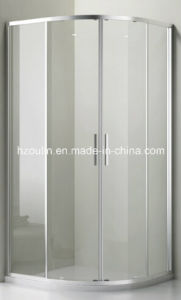 Clear Glass Shower Enclosure Room (E-01 Clear glass without tray) pictures & photos