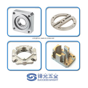 High Precision Tolerance CNC Machining Center for Mold Parts pictures & photos