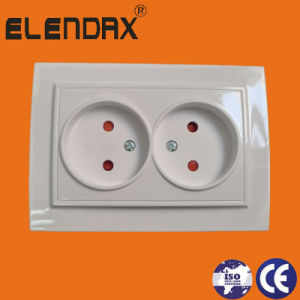 Electrical Wall Switches for Euro Market pictures & photos