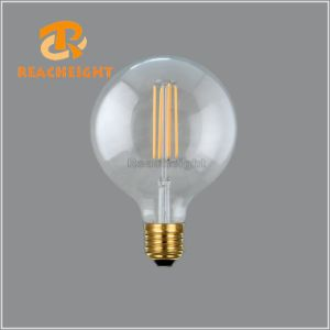 LED G125X4tl Vintage LED Filament Light Bulb pictures & photos