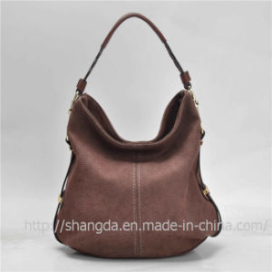 China Women Dark Brown Hobo Bags - China Ladies Hobo Bag, Bag Hobo