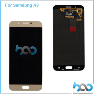 High Quality Mobile Phone LCD Display for Samsung Galaxy A8