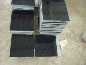 Absolute Black Granite Tile pictures & photos