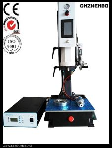 ABS 40kHz Ultrasonic Welding Machine (ZB-104060) pictures & photos