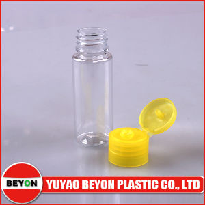 25ml Mini Round Pet Bottle with Flat Shoulder (ZY01-B036B) pictures & photos