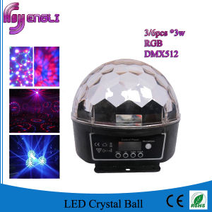 Newest RGB 3 Watt LED Effect Light for Stage (HL-056) pictures & photos