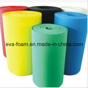 Crosslinked PE Foam for The Roof Insulation
