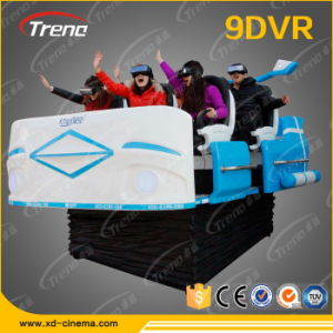 Hot Sale! Fashion Interactive 7D Cinema Simulator with 6seats pictures & photos