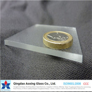 Ultra Clear Tempered Solar Glass for Solar Cell Module and Solar Water Heater pictures & photos