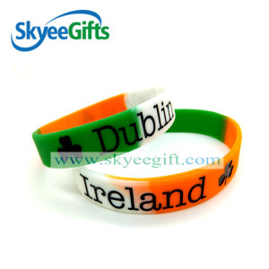 Lovely Design for Girls Silicone Bracelets pictures & photos