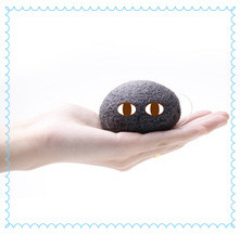 Soft 100% Natural Charcoal Konjac Bath Sponge /Kids Bath Sponges pictures & photos