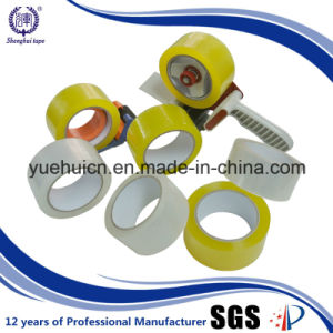 Acrylic OPP Carton Sealing Clear BOPP Parcel Tape pictures & photos