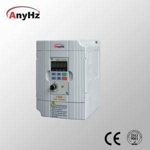 Speed Sensorless Vector Control 5.5kw AC Variable Frequency Drive for Milling Machine Motor