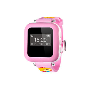 Waterproof Two-Way Communication GPS Watch with Bluetooth Anti-Lost Function pictures & photos
