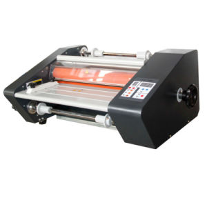 Professional Manufacturer 360mm (FM-380) Thermal Film Roll Laminating Machine pictures & photos