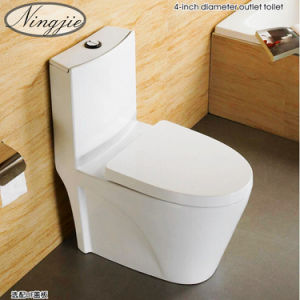 Sanitary Ware Bathroom Ceramic One-Pices Toilet (2856) pictures & photos