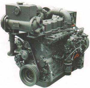 66~113 Kw 4h Series Marine Diesel Engine pictures & photos