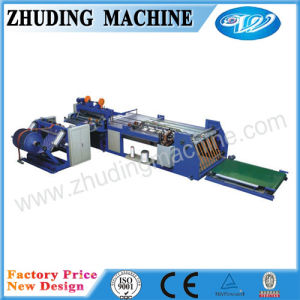 PP Woven Bag Making Machine for Sand pictures & photos