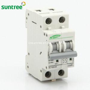 2 Pole DC800V DC Solar 32 AMP Circuit Breaker pictures & photos