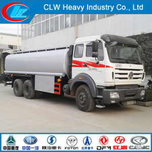 North Benz 20cbm Oil Truck Fuel Tank Truck pictures & photos
