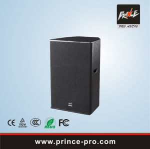 Live Sound Events 15 Inch Speaker Box Sound Equipment pictures & photos