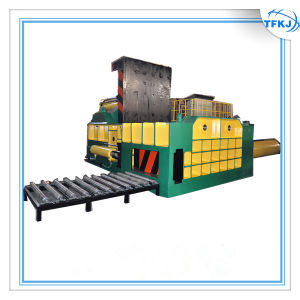 Ferrous Press Automatic Scrap Steel Baling Machine pictures & photos