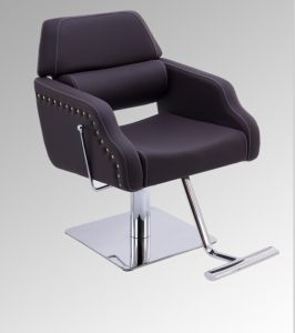 Reclining Headrest Salon Hair Salon Barber Chair (MY-007-92L) pictures & photos