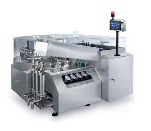 Kcq Series Vertical Ultrasonic Washing Machine pictures & photos