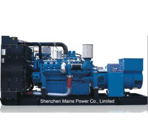 1000kw 1250kVA Rate Power Germany Mtu Diesel Generator Original Engine pictures & photos