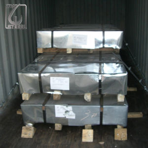 S350gd Galvanized Corrugated Gi Roofing Sheet for Warehouse pictures & photos