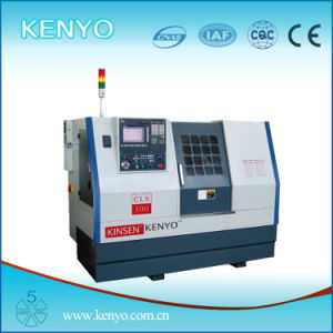 China Professional Customized Slant CNC Lathe (CLX360-K)