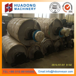 Mining Conveyor Rubber Magnetic Pulley Lagging pictures & photos