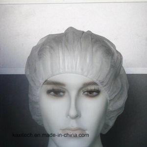 Disposable Nonwoven Hairnet Bouffant Cap pictures & photos