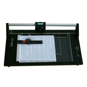 I-001 14inch Paper Cutter Rotary Paper Trimmer Machine pictures & photos