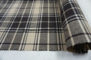 Wool Fabric with Colors Tweed