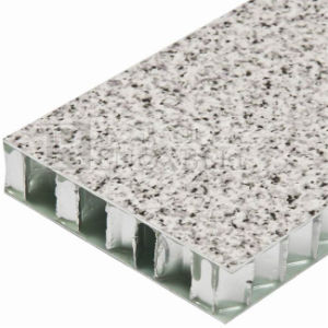 Speical Granite Look Aluminum Honeycomb Sandwich Panel pictures & photos