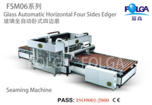 High Efficiency Four Sides Glass Edging Machine pictures & photos