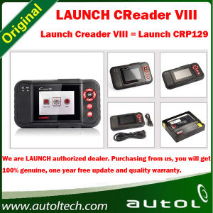 2016 Best Price Launch X431 Creader 8 VIII Equal to Crp129 Car Diagnostic Tool pictures & photos