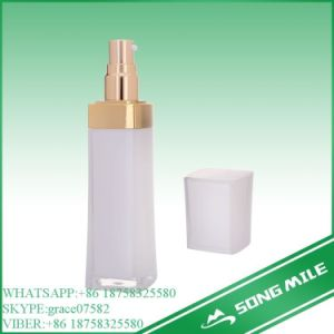 50ml Luxury Acrylic Airless Bottle Cosmetic pictures & photos