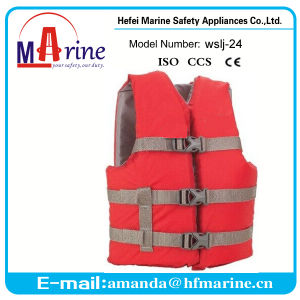 Classic Style Marine Foam Life Jacket for Sale pictures & photos