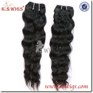Full Ending 100% Eurasian Hair Virgin Human Hair pictures & photos