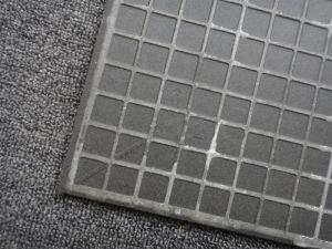 Black Color Matt Surface Porcelain Floor Tile pictures & photos