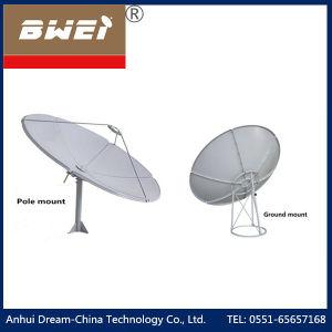 Steel Plate C Band /Ku Band Antenna Satellite Dish Antenna pictures & photos