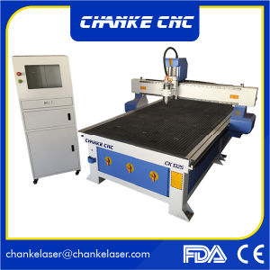 CNC Woodworking Machinery for Labeling Advertising Material Cutting pictures & photos
