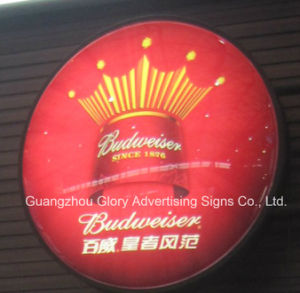 Vacuum Formed 3D Embossed LED Light Box pictures & photos