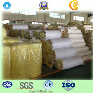 High Density Glass Wool for Insulation Material
